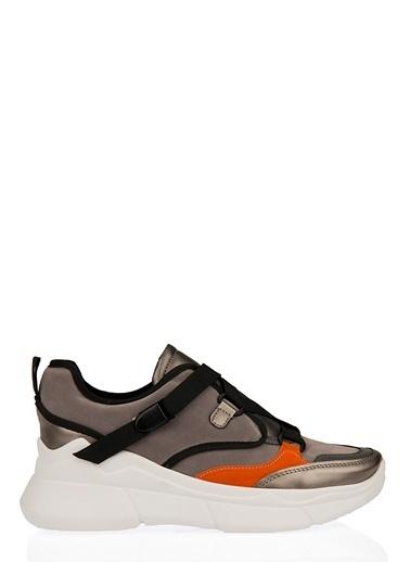 Uniquer Ayakkabı Gri